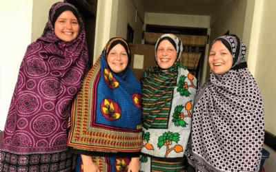 På Zanzibar præ-jordemoderprogrammet