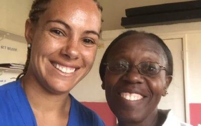 Udveksling i Uganda som sygeplejestuderende