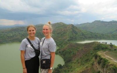På safari i Uganda