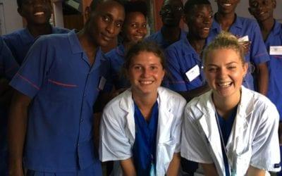 Fire uger i Uganda med Try-Medics