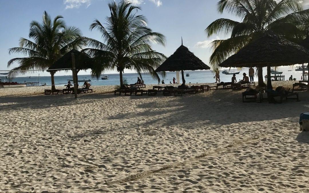 Weekendtur til Kendwa, Zanzibar