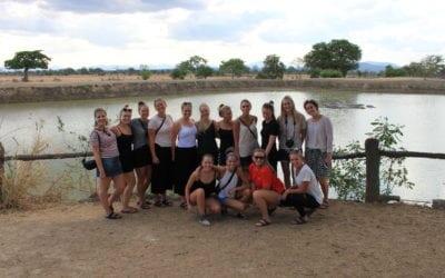 Vores rejse til Zanzibar